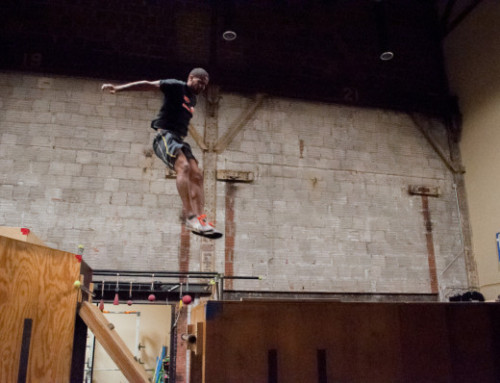 [Research Review] Implications for Neutral Foot Positions in Parkour Landings